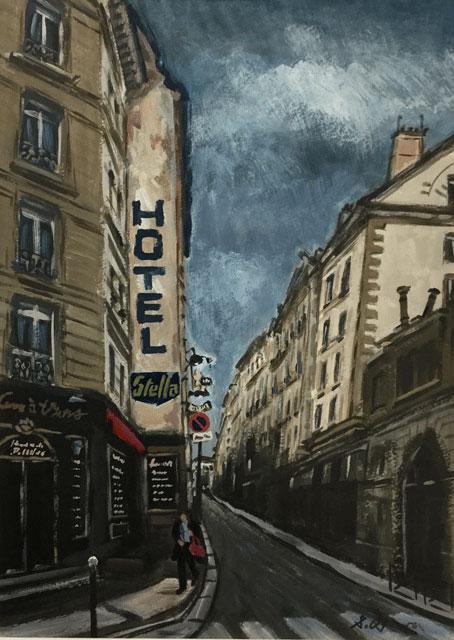 ステラホテル
