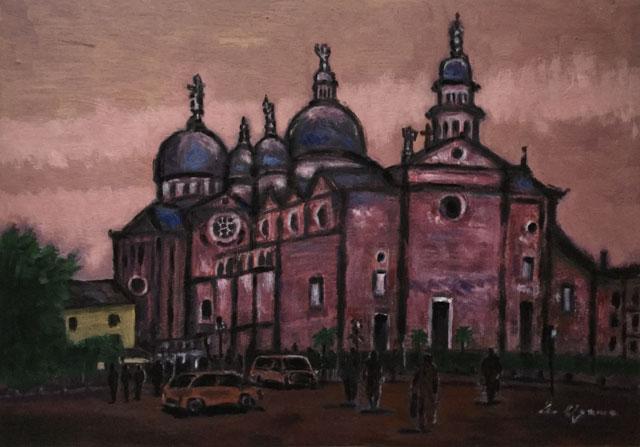 パドヴァ サンタントーニオ聖堂
