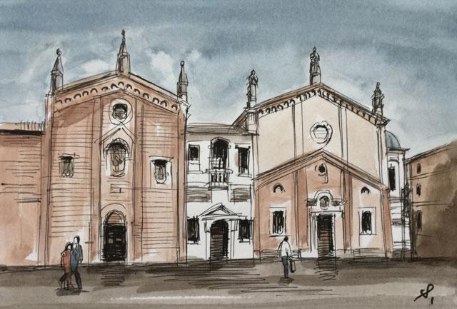 パドヴァ サン・ジョルジョ礼拝堂