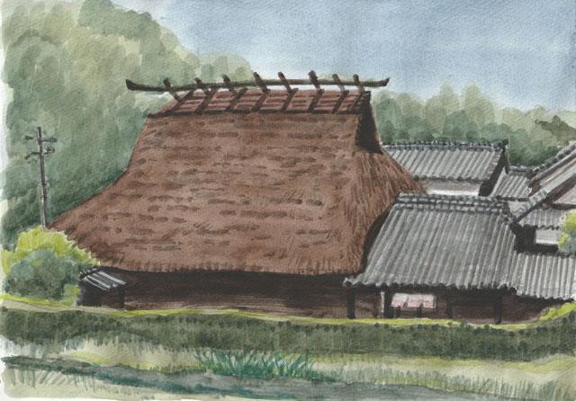 神戸市北区 淡河