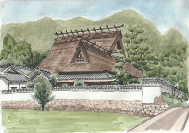 三田市木器(こうづき)下山家