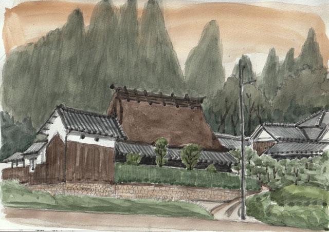 三田市・山田