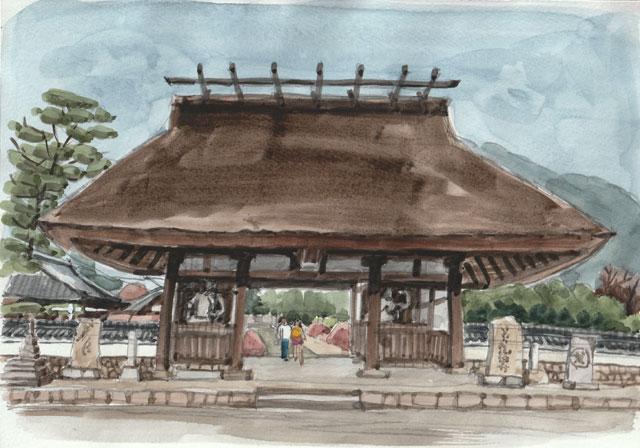 三田市 観福寺