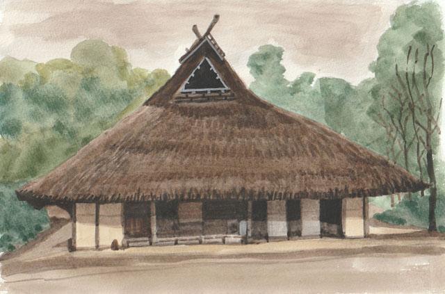 宝塚市 旧東家住宅(自然の家資料館)